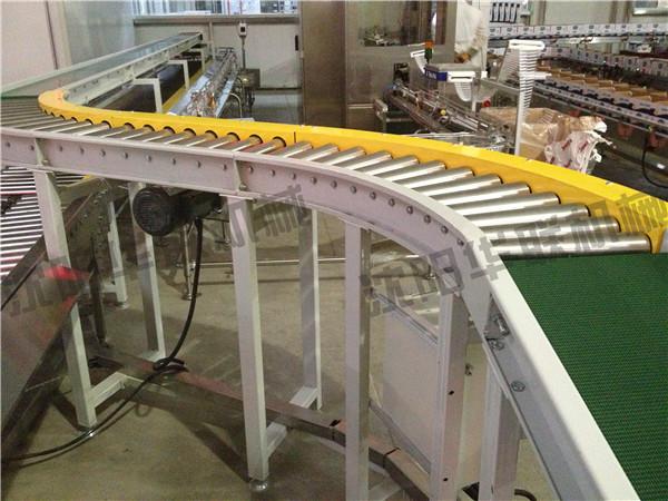 辉山乳业利乐钻和苗条钻包装流水线案例