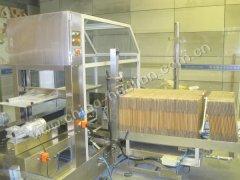 中国工业博物馆后道包装流水线工程案例